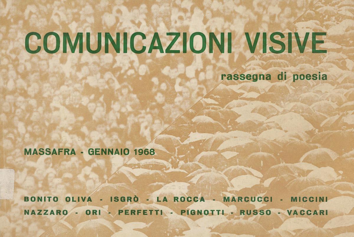 Poesia qualepoesia/05: Anni '60. Ricerche verbo-visive in Puglia