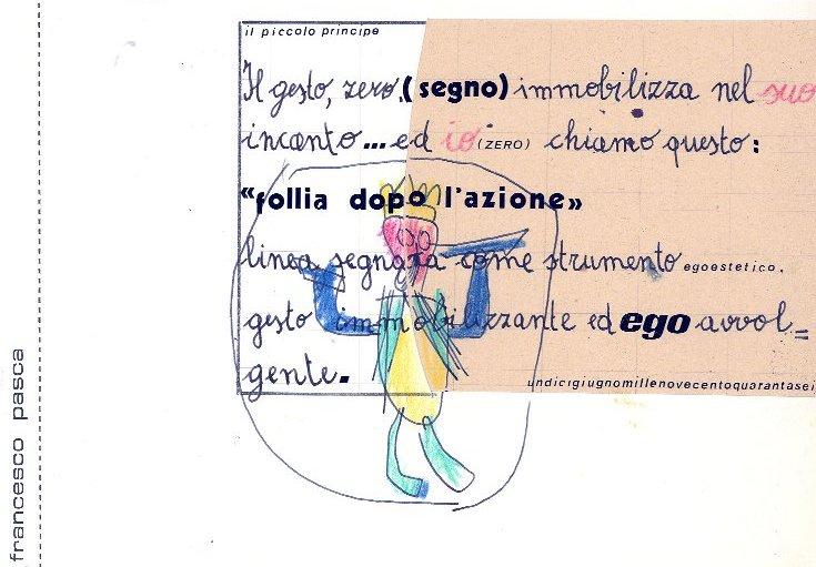 Poesia qualepoesia/13: Francesco Pasca. La singlossia nel racconto
