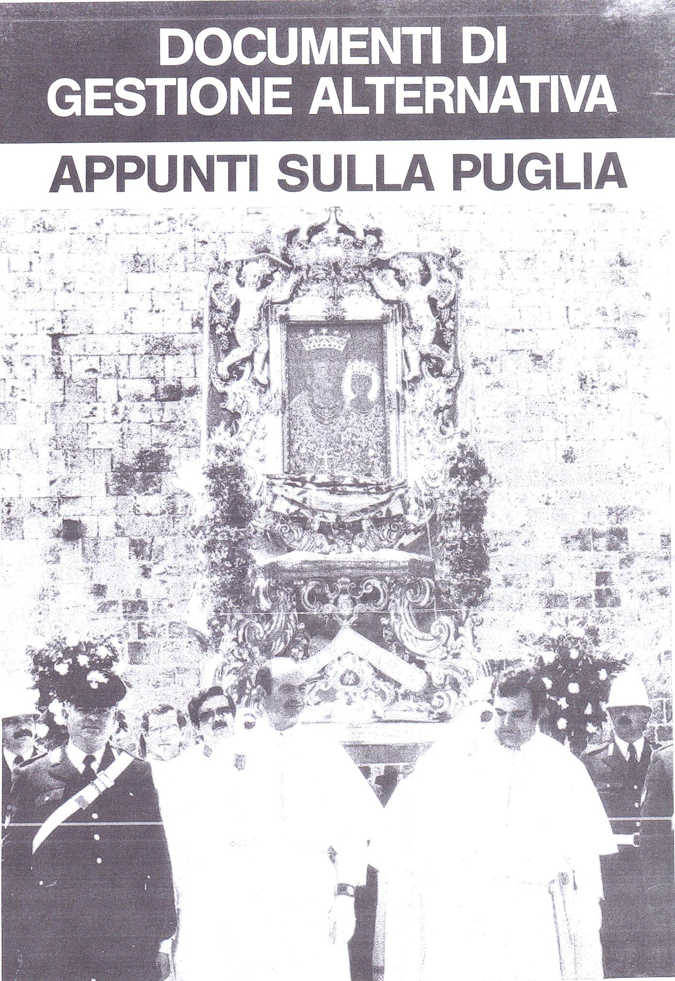 Poesia qualepoesia/16: Altri luoghi e momenti del verbo-visivo in Puglia