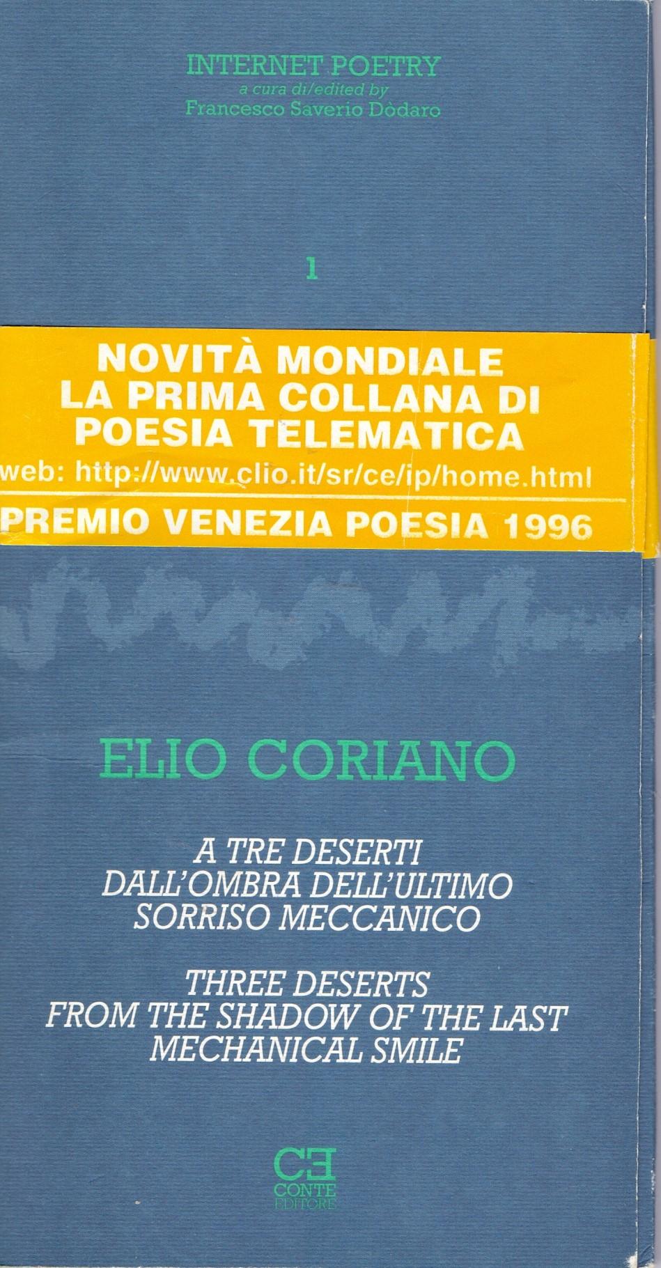 Poesia qualepoesia/25: Francesco S. Dòdaro: dal modulo all'Internet Poetry