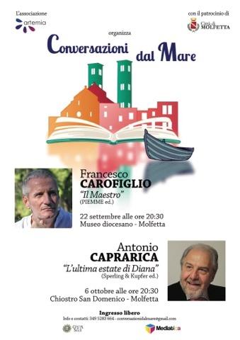 """""""Conversazioni dal Mare"""" a Molfetta"""