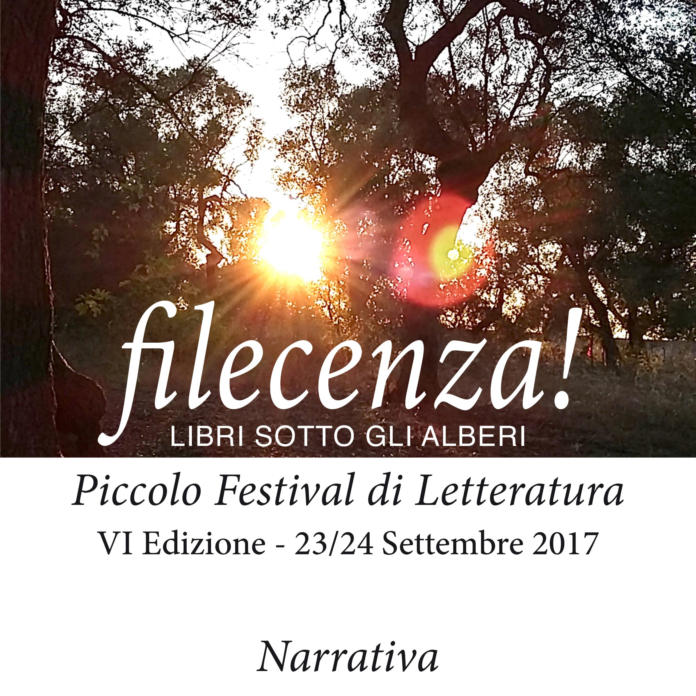"""Torna """"filecenza! Libri sotto gli Alberi"""" il 23 e 24 settembre"""