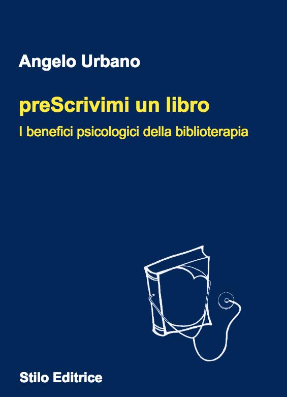 """""""preScrivimi un libro"""" di Angelo Urbano"""