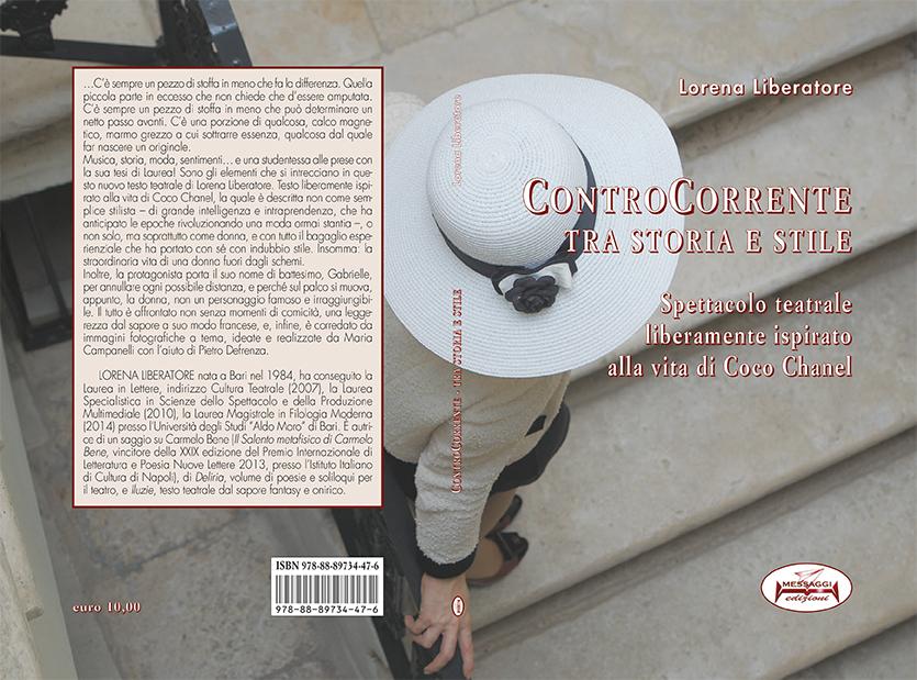 """""""ControCorrente. Tra Storia e Stile"""" di Lorena Liberatore"""
